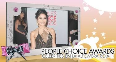 People's Choice Awards 2012: Primeras celebrities en lucir palmito