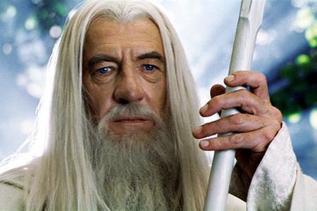 'El Hobbit', Ian McKellen es Gandalf