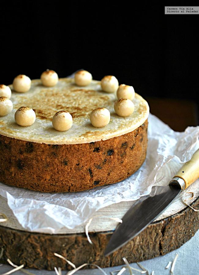 Receta de Simnel cake, el pastel de Pascua más tradicional del Reino Unido