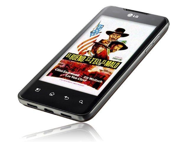 LG Optimus 2X Ennio Morricone