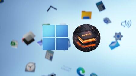 Más problemas para Windows 11: los procesadores AMD se ralentizan hasta en un 15% y ya se trabaja para arreglarlo