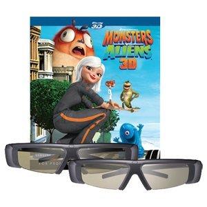 La compatibilidad de las gafas 3D es cuestión de darles la vuelta