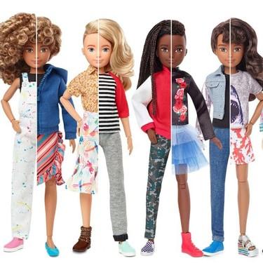 Los creadores de Barbie lanzan una línea de muñecos sin género y customizables: el sexo lo decide quien juega con ellos
