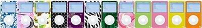 Fundas iVod y Poptunes para el iPod de quinta generación