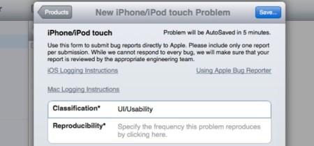 Apple rediseña ligeramente y mejora Bug Reporter, la herramienta para indicar problemas a Apple