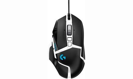 En PcComponentes tienes un ratón gaming como el Logitech G502 Special Edition a precio de chollo: sólo 44,99 euros