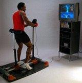 Hacer ejercicio y jugar a videojuegos