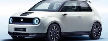 El Honda e Prototype es el primer eléctrico urbano de Honda y está a un paso de producirse