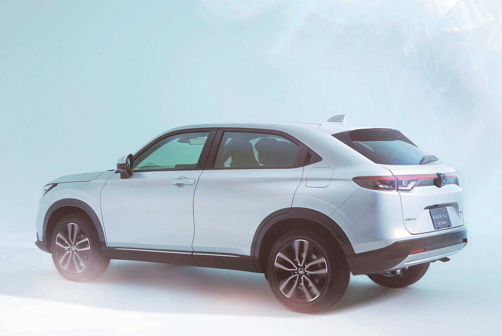 Foto de Honda HR-V 2022 (Europa) (2/13)