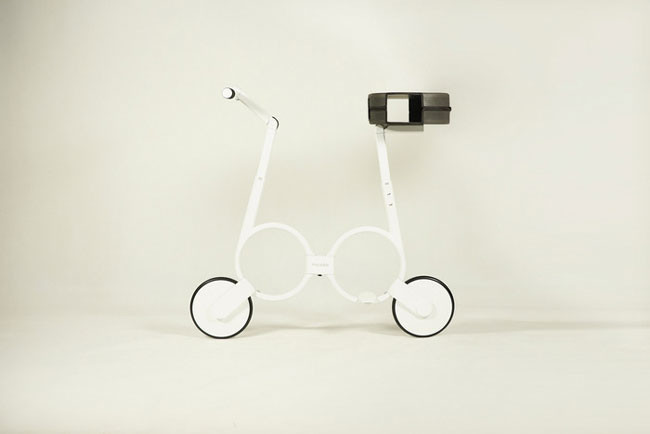 Una bicicleta eléctrica en tu mochila, es Impossible