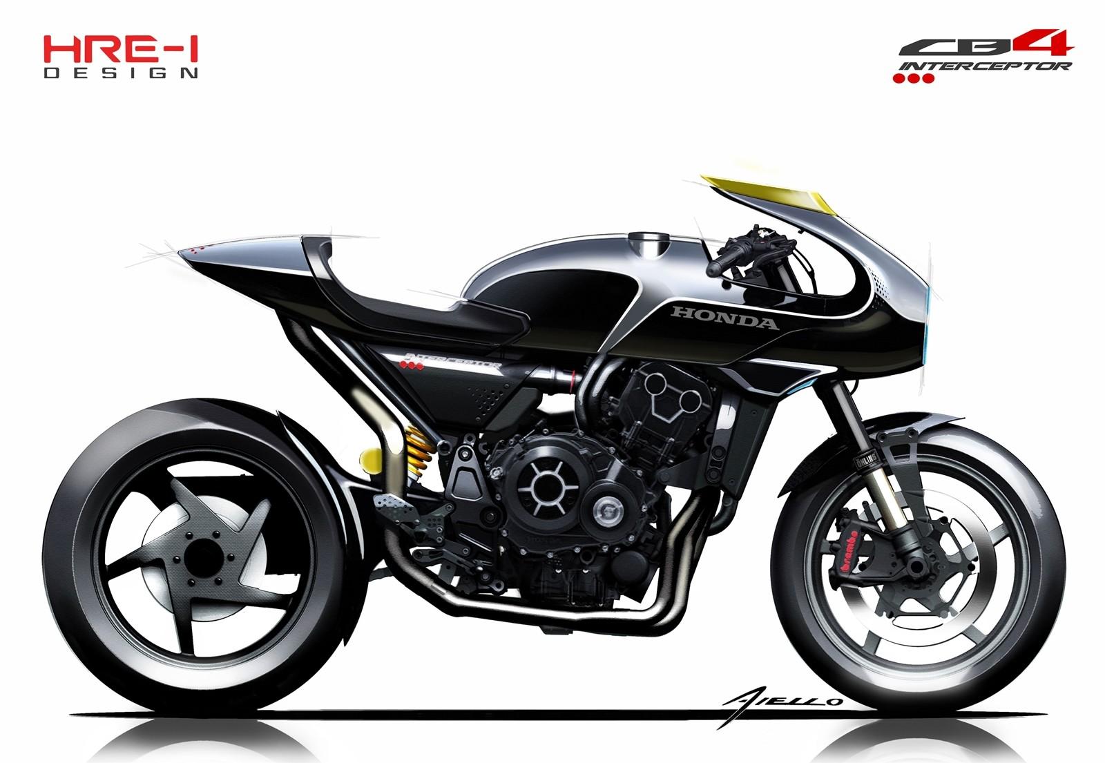 Foto de Honda CB4 'Interceptor' 2018 (17/19)