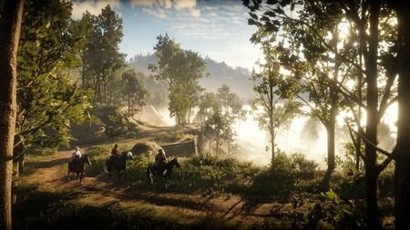 El Salvaje Oeste de Red Dead Redemption 2 luce más impresionante que nunca en 8K y con ray-tracing gracias a un mod