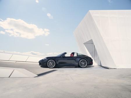 Porsche 911 Targa 2020 lateral