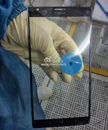 Nokia Bandit, el phablet que será finalmente conocido como Nokia Lumia 1520