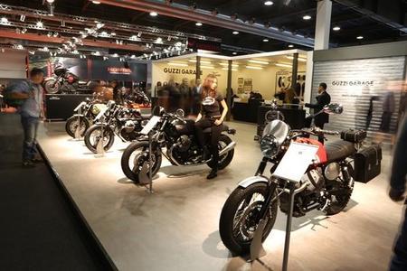 Garage Moto Guzzi V7 II, también se suma a la fiebre personalizadora