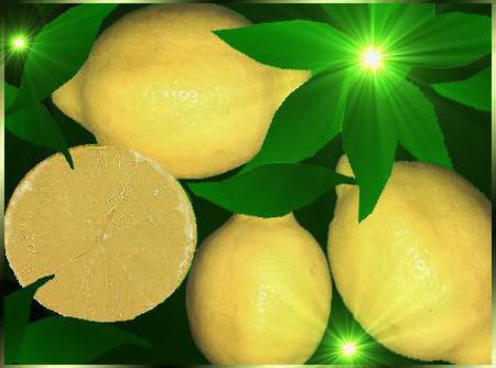 El limón ayuda a tu piel