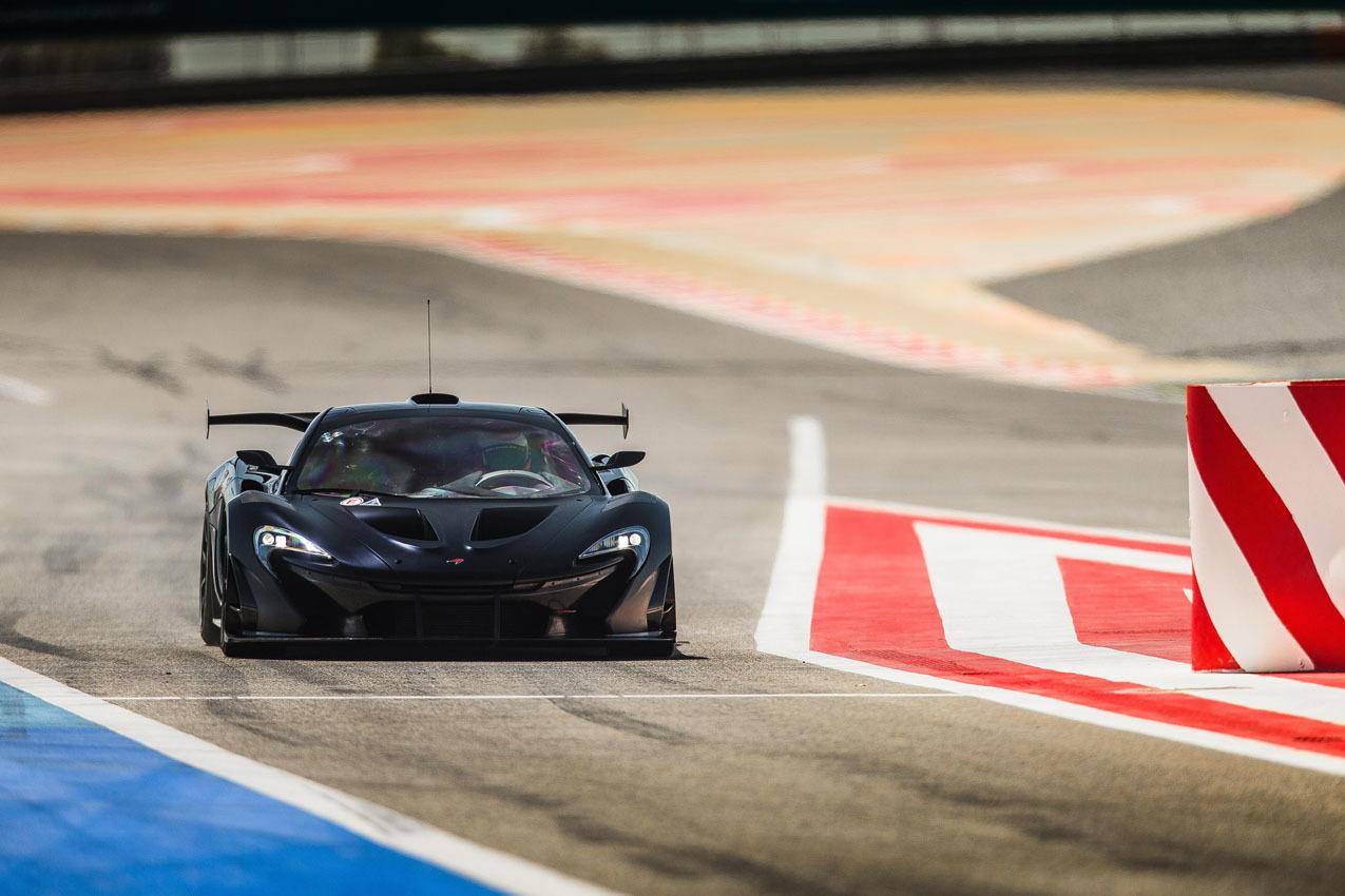 Foto de McLaren P1 GTR (10/10)