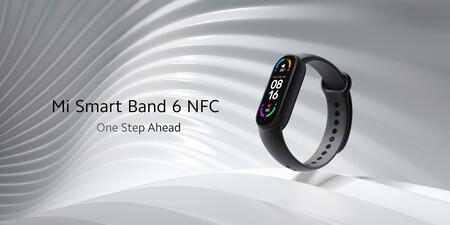 Xiaomi Mi Smart Band 6 NFC: la llegada de los pagos móviles a las Xiaomi Mi Band por fin se convierte en realidad