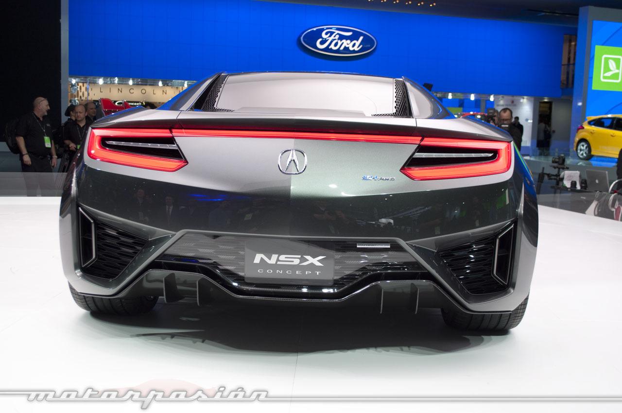 Foto de Honda NSX Concept (8/10)