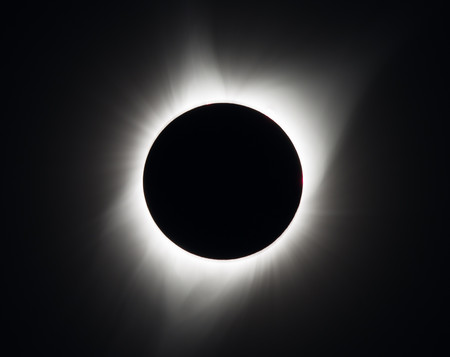 Eclipse Solar 2017 Nasa 12