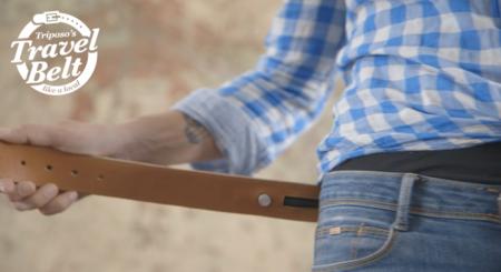 Triposo Travel Belt, el cinturón que te ayudará a llegar a tu destino