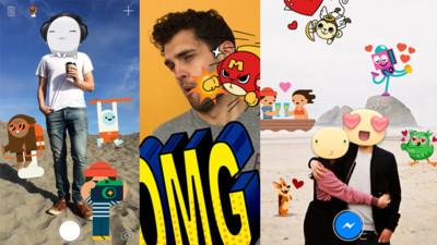 Stickered for Messenger, un nuevo intento de Facebook por dominar nuestros mensajes