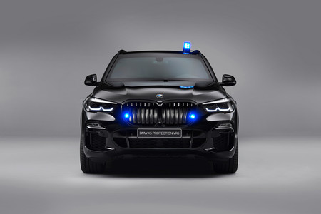 BMW X5 Protection VR6 blindado