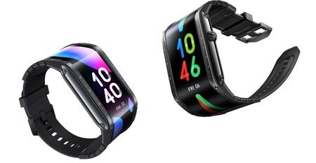 El Nubia Watch con pantalla flexible ya se puede comprar desde España
