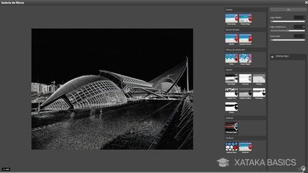 Filtros. Photopea: qué es esta alternativa a Photoshop online gratuito