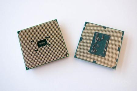 Intel 4770K and AMD 6800K cpu