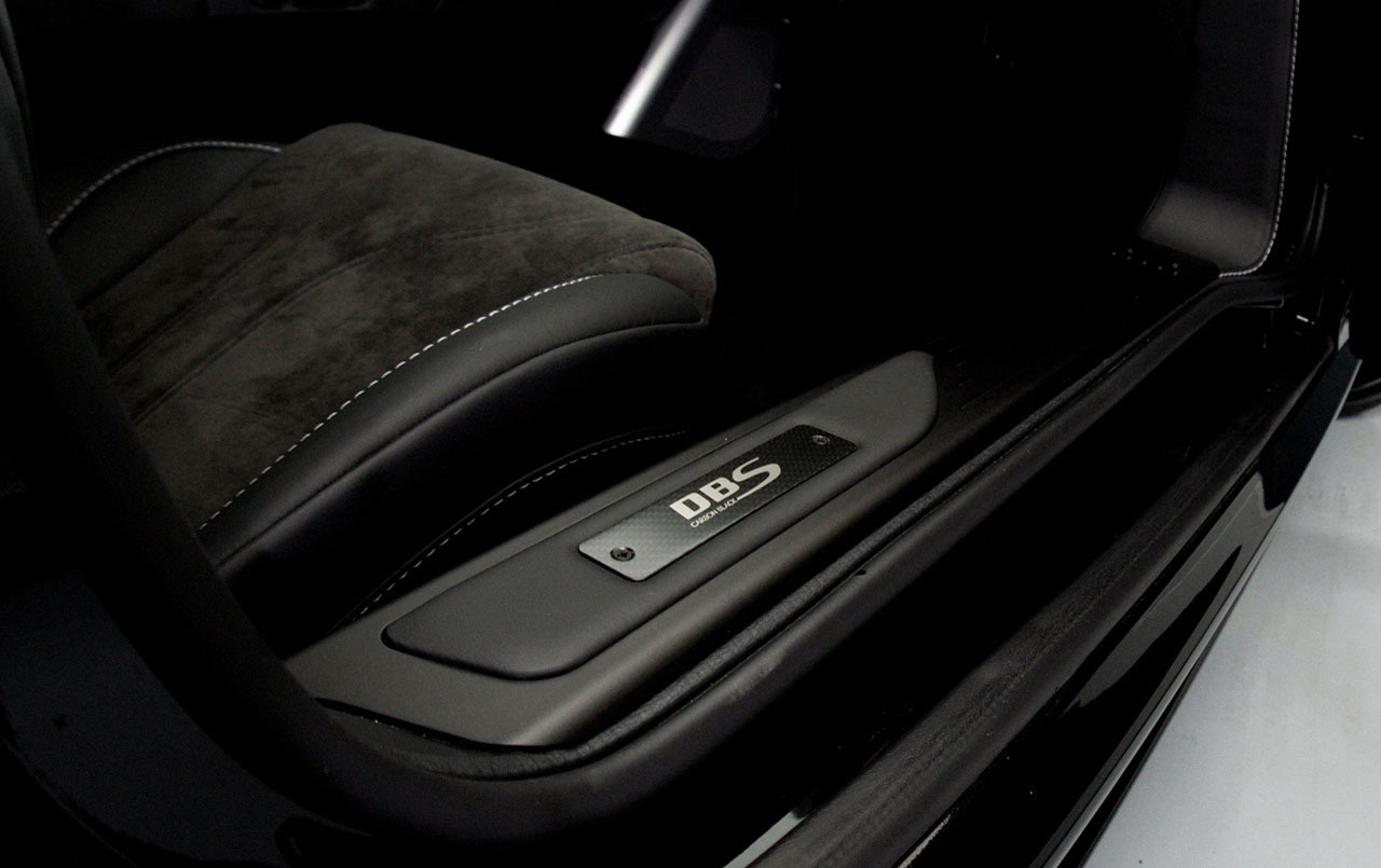 Foto de Wheelsandmore Aston Martin DBS Carbon Edition (13/14)