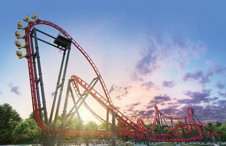Axis Roller Coaster 5