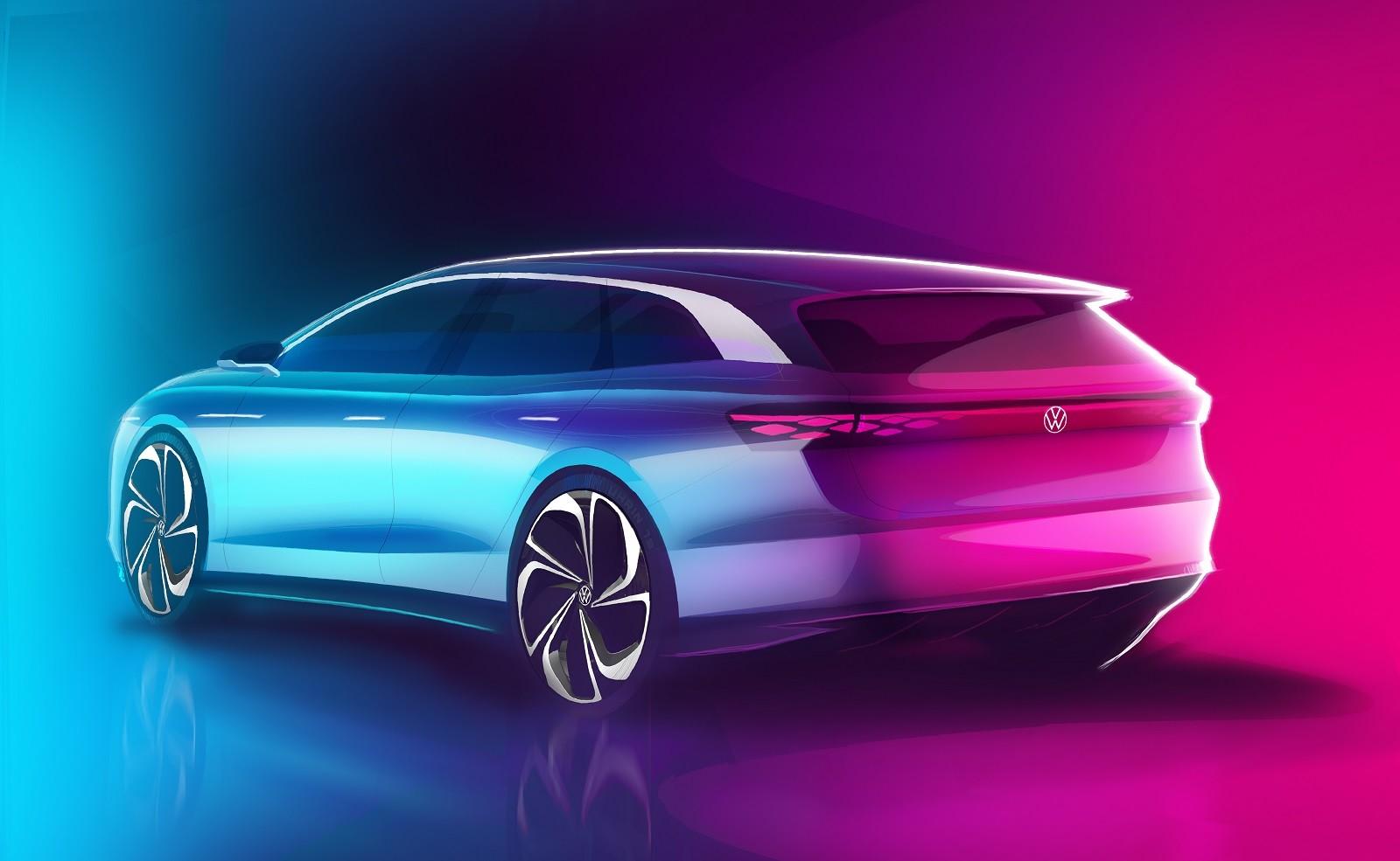 Foto de Volkswagen ID. Space Vizzion Concept (18/32)