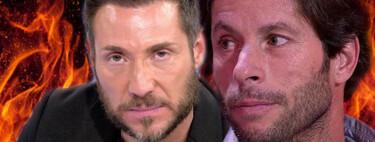 Antonio David estalla en 'Sálvame' e insinúa que Canales Rivera ha tenido sexo con varias mujeres en el último mes