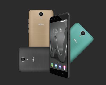 Wiko Harry: diseño metálico y Android Nougat para la gama de entrada