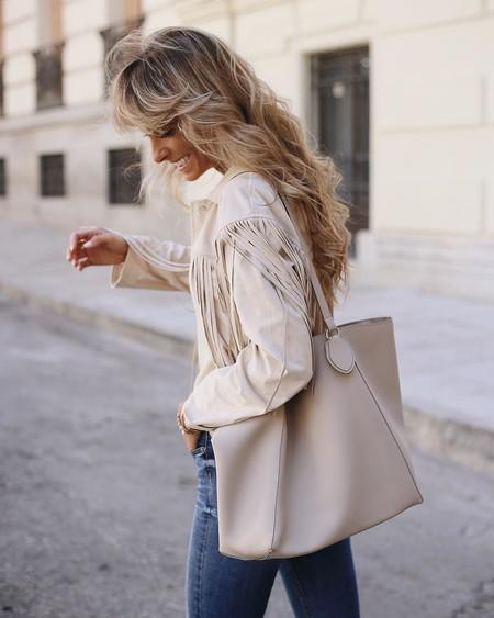 11 bolsos shopper por menos de 40 euros con los que volver a la oficina con mucho estilo y espacio