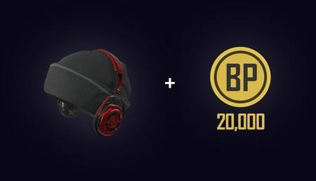 PUBG regala 20 000 battle points y un gorro con cascos a cada jugador por los problemas recientes