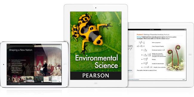 iPads motrando iBooks
