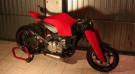 Honda CBR600F Concept a la italiana