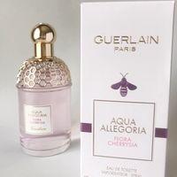 Probamos Aqua Allegoria Flora Cherrysia de Guerlain, la última maravilla que hemos sumado al tocador
