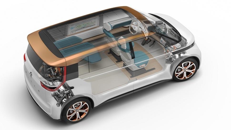 Foto de Volkswagen BUDD-e concept (17/30)