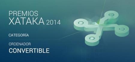 Mejor portátil convertible de 2014, vota por el mejor