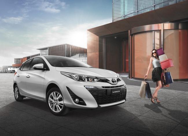 Toyota Yaris Hatchback 2018: Precios, versiones y equipamiento en México