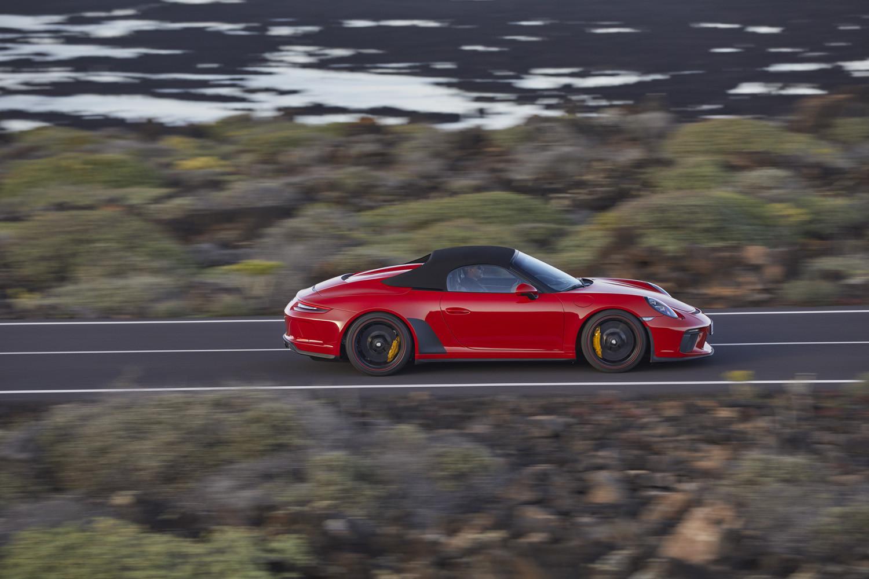 Foto de Porsche 911 Speedster 2019 (43/43)