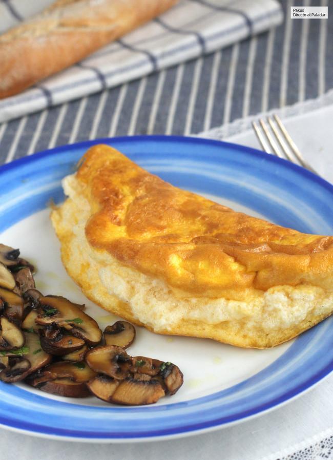 tortilla esponjosa