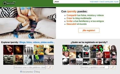 Ipernity, el clon de Flickr, ahora también en español