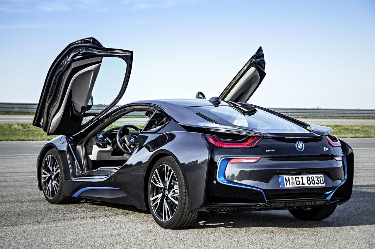Foto de BMW i8 (41/124)