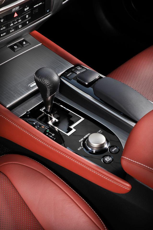 Foto de Lexus GS 450h F Sport (2012) (26/26)