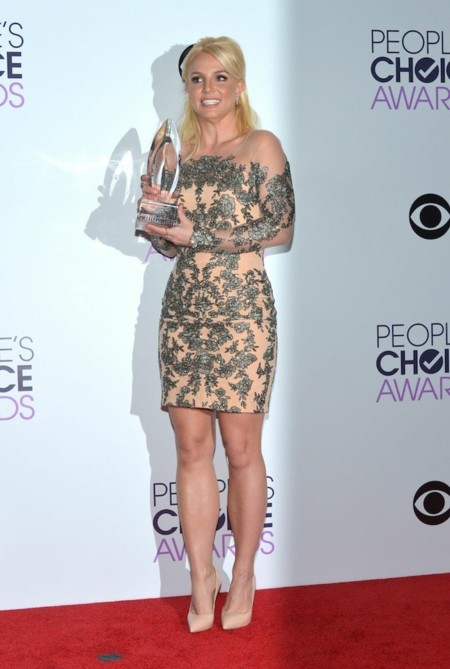britney spears pca
