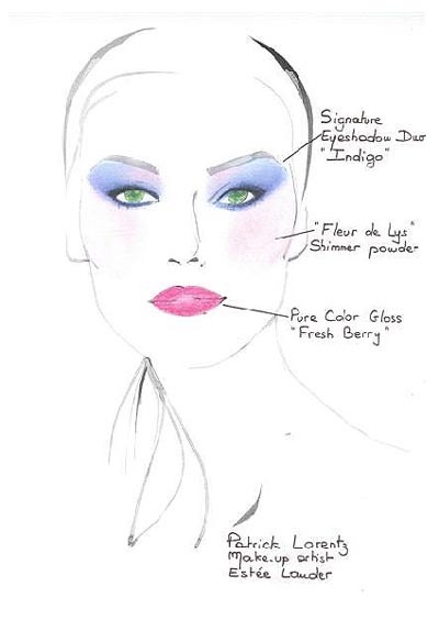 Consejos de un maquillador de Estée Lauder, Patrick Lorentz